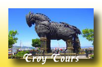 Troy Tours